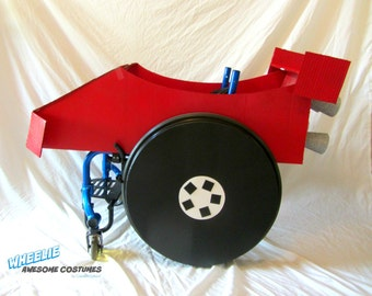 Kart Costume Kit for Wheelchair