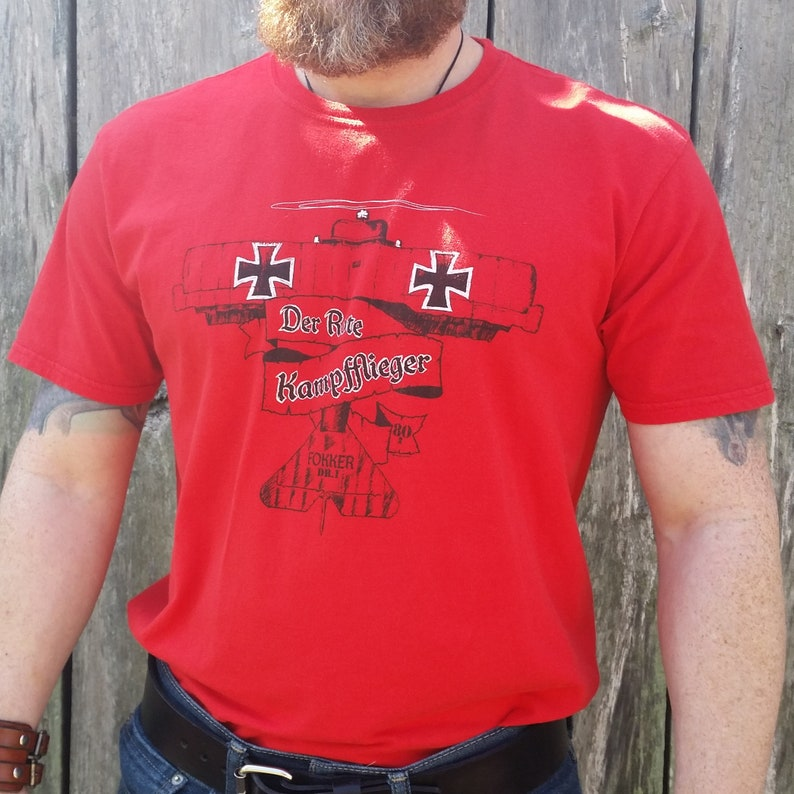 8dcb617c2ce394 The Red Baron T-Shirt