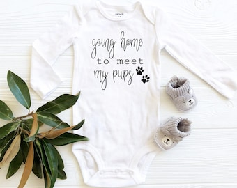 Personalized baby girl Onesie baby shower gift Sunny Island coming home outfit Caribbean Flower Onesie newborn gift