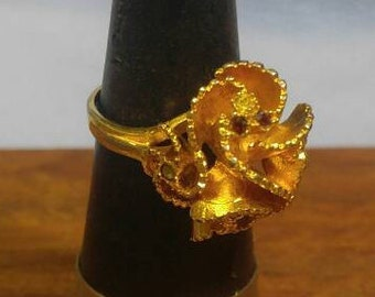 Ringe Handgemacht Rot Zirkonia Stein 925 Sterlingsilber Herren Damen Ring #b87 Uhren & Schmuck