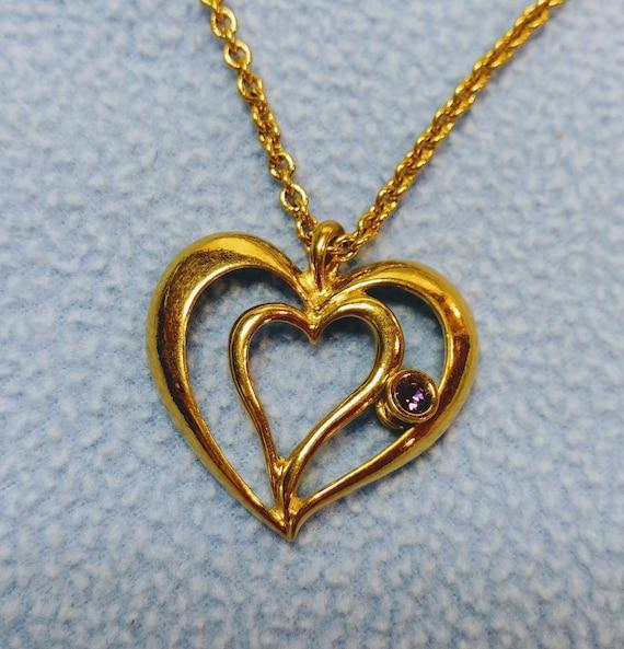 Vintage Avon 2000 Necklace Bundle Goldtone Herringbone 3 goldtone chains