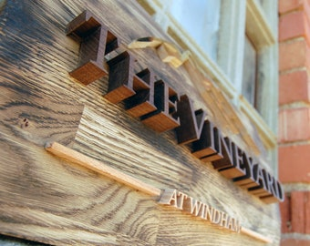 Your Wooden Logo