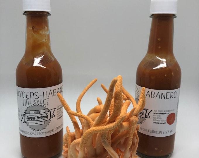 Cordyceps Habenaro Hot Sauce