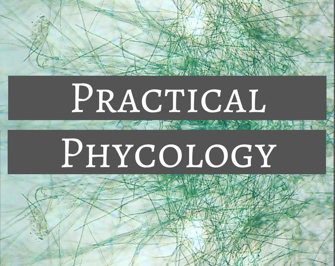 Practical Phycology ebook