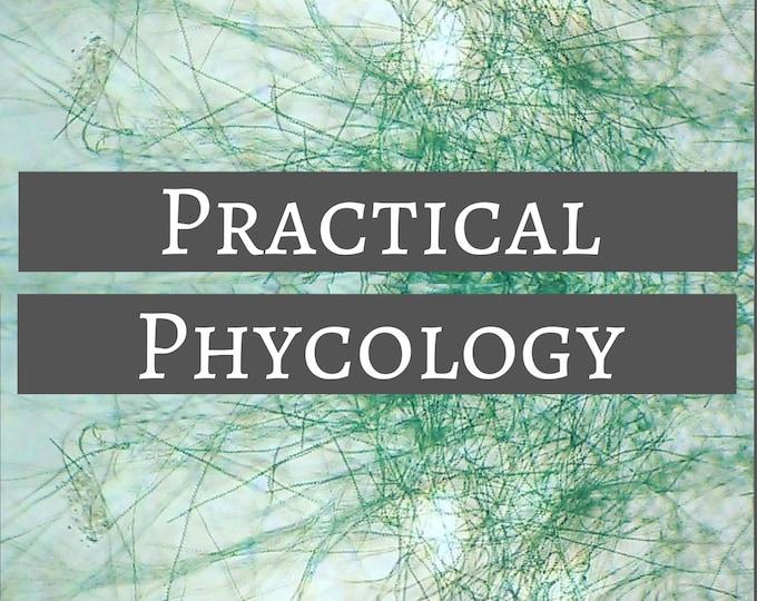 Practical Phycology ebook