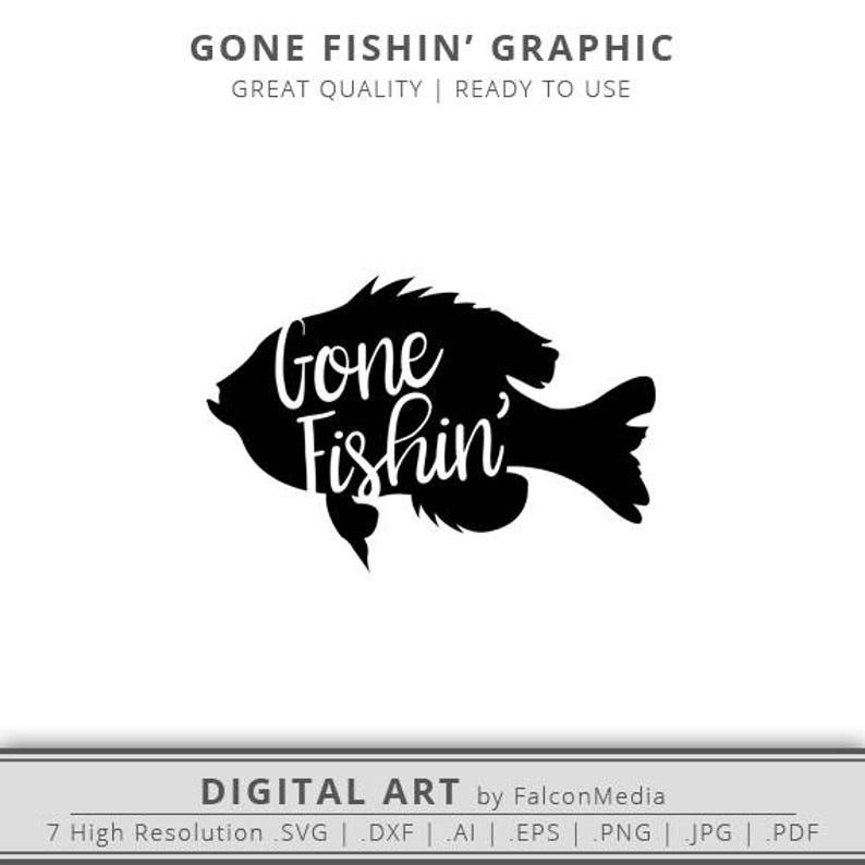 0f69b385520 Perch SVG Sunfish svg panfish svg Gone Fishing SVG