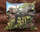 Tree Art Throw Pillow Cov...