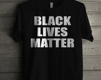 855f6d5fc6f9 Black Lives Matter, Men's Shirt, Civil Rights T-shirt, Expression Tee, Male  Tshirt, Gift for Him, Racial Equality, Black History Tee