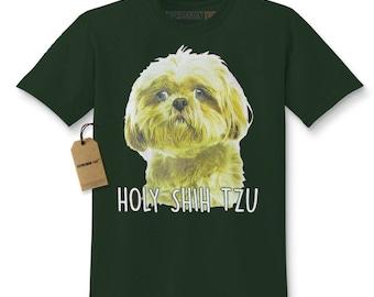 Shih Tzu Kids Shirt Etsy