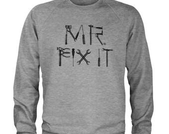 I fix quarantine haircuts sweatshirt slogan sweatshirt ladies jumper
