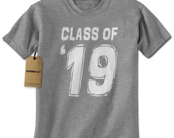 Class of 2019 Mens T-shirt