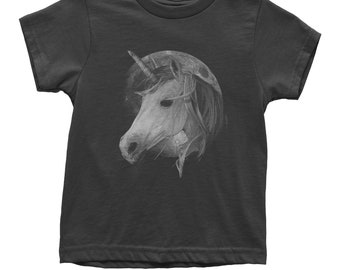 Unicorn Moon Youth T-shirt