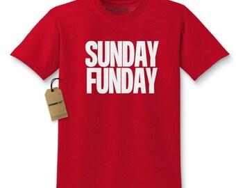 Sunday Funday Kids T-shirt