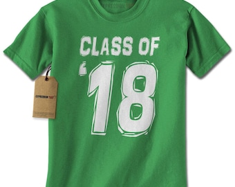 Class of 2018 Mens T-shirt