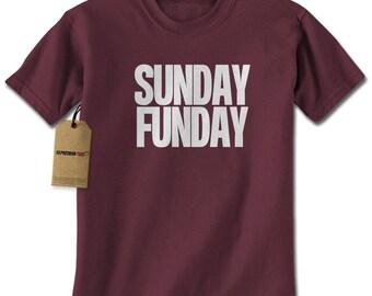 Sunday Funday Mens T-shirt