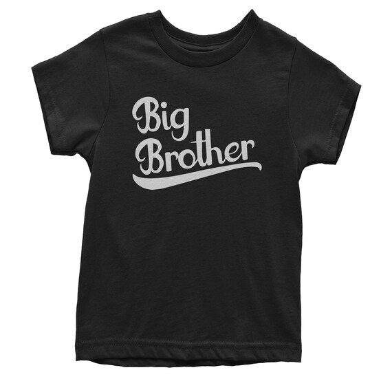 Big Brother Announcement Youth Shirt, Big Brother Outfit, Big Brother Shirt, Big Brother Tee, Big Brother To Be, Baby, Gift For Brother