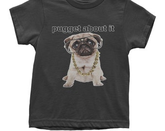 Pugget About It Youth T-shirt