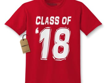 Class of 2018 Kids T-shirt