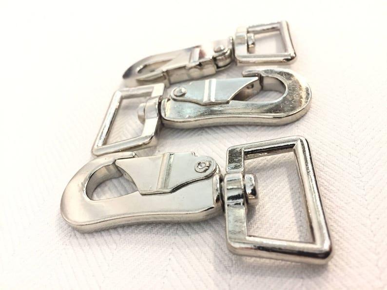 Black Zipper 33inches 14mm Silver Finish Open Bottom- 1 Zipper
