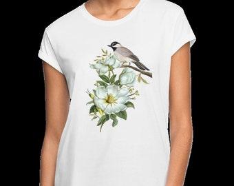 Women's Vintage Bird T-Shirt