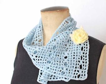 Echarpes, foulards et châles   Etsy FR 5d722f0e354