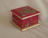 CLEARANCE Jewelry Box Storage Box Decorative Box