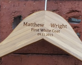 First White Coat, Doctor, Dentist, Nurse, Personalized Gift