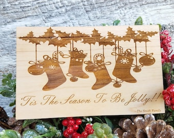 Christmas Decor, Guest Room, Foyer Table, Coffee Table, Gift For Hostess, GIFT WRAPPED