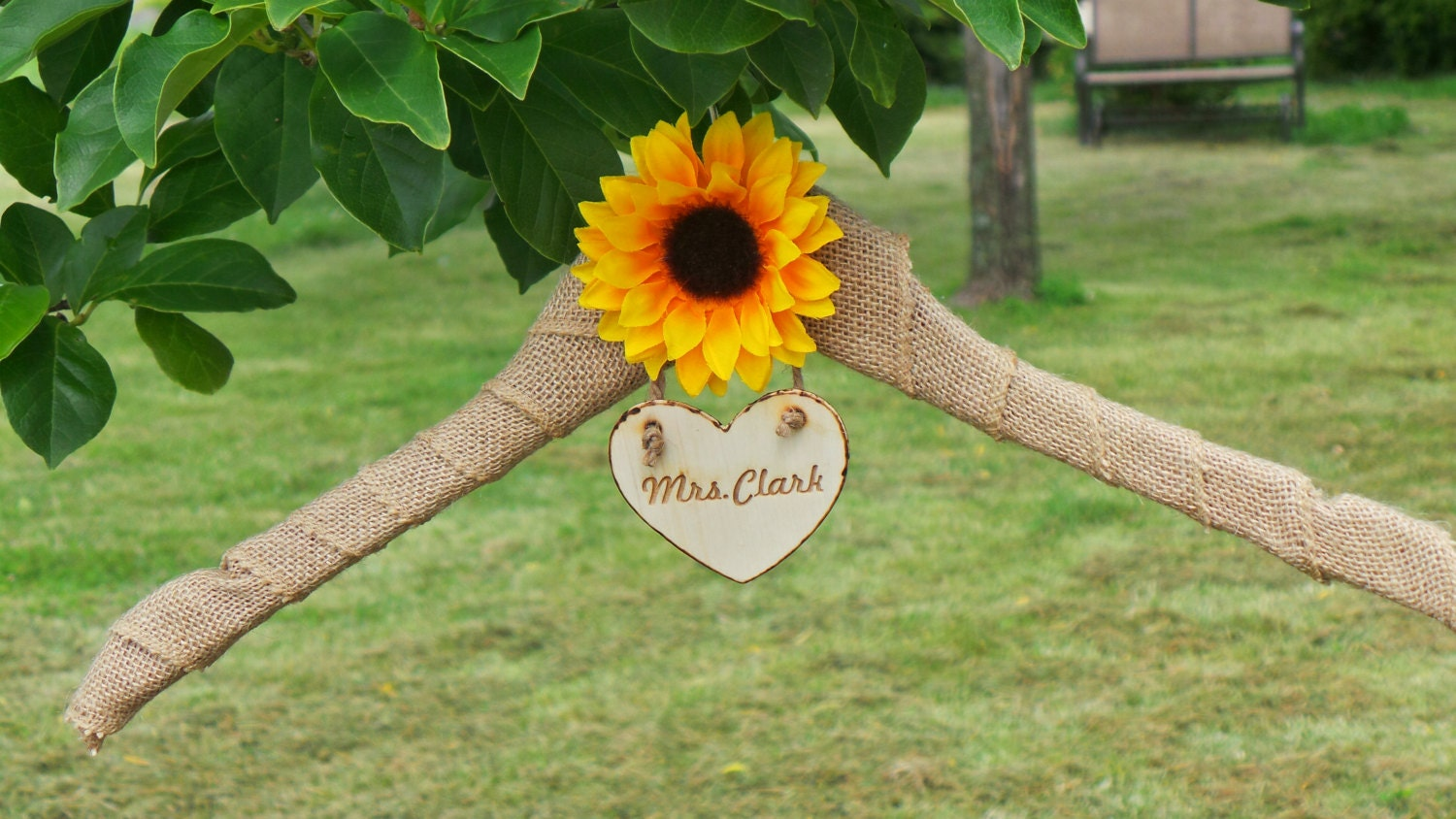 Gift For Daughter In Law Birthday Sunflower Ideas Personalized Hanger