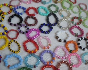 20 for 7 Dollars - Bead Rings