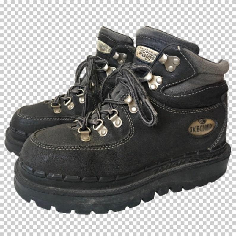 935792bef9da Sz 6.5 Skechers Jammers 90s Platform Chunky Boots    Y2k High
