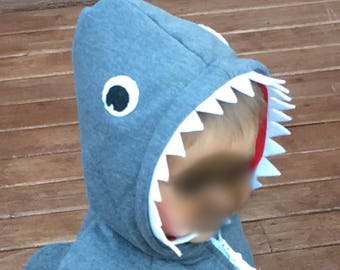 Infant/Toddler Shark Costume