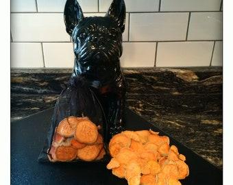 Dog Chews | Sweet Potato - All Natural Dog Treats - Handmade Dog Treats