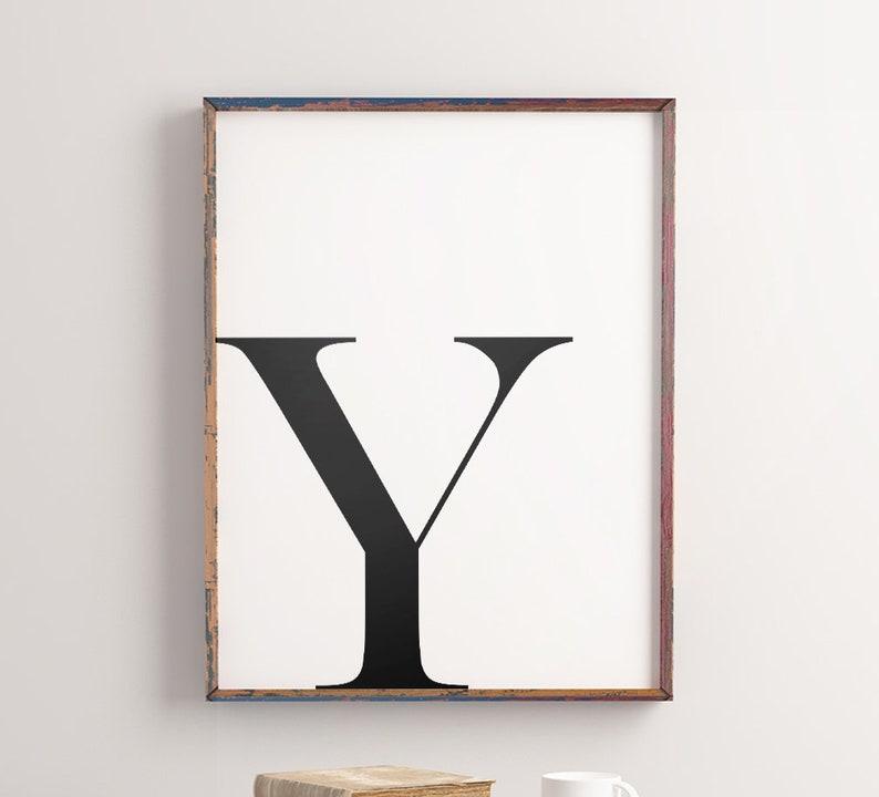 graphic regarding Letter Y Printable named Alphabet Letter \
