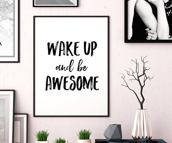 Shake Yo Booty Art Print Good Vibes PRINTABLE ART Simple Word Art Monochrome Wall Art Printable Poster