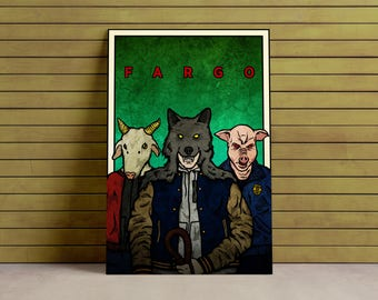 Fargo Animal Kingdom Poster