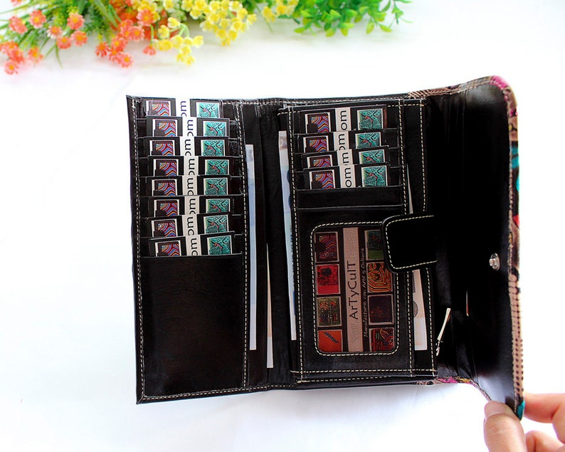 Black Friday Sale Cyber week sale Cyber monday ETSYCYBER2020 Sale Christmas gift Womens wallet leather wallet for women