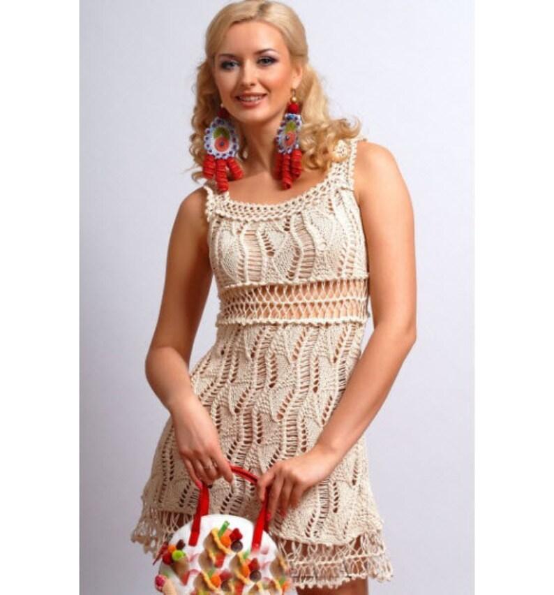 Knit dress patterndetailed tutorialhairpin tunic  a6f792f30