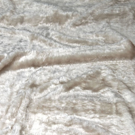 Micro Silk Faux Fur