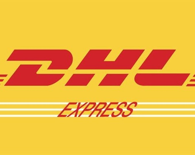 Featured listing image: Shipping upgrade  from standard to DHL