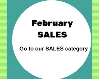 February sales,  jewelry sales , jewelry discounts offers and deals