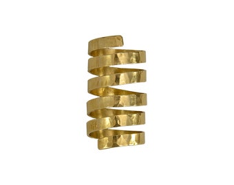 Gold tone rings