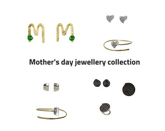 Mothers day jewelry gifts, jewelry sets, handmade gifts for mother