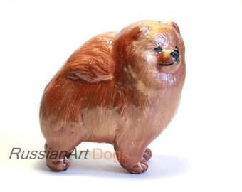Pomeranian Sculpture Etsy