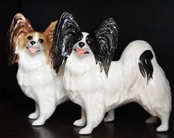 Papillon Dog Etsy