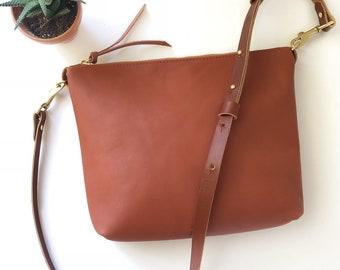 3c0121cee649 Leather Crossbody Bag