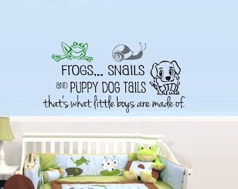 Frogs... Snails, and Puppy Dog Tails, Boys are made of , (or Girls are made of) # 2 NEW ,