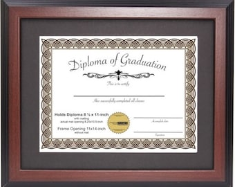 Diploma Display Etsy