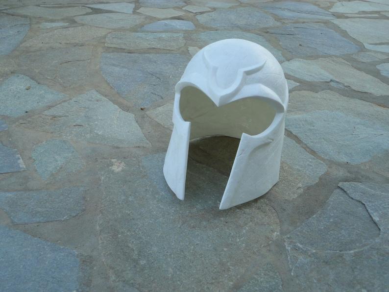 Magneto Helmet Days of Future Past Size 1:1 wearable X-Men image 1