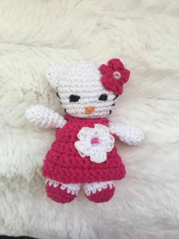 Hello Kitty Häkeln Amigurumi